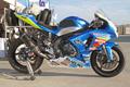 Inside Josh Waters' Team Suzuki GSX-R1000