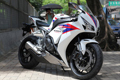 Honda's 2012 model CBR1000RR leaked on Facebook!