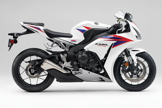 Honda Unveils Revised 2012 Model Cbr1000rr Fireblade