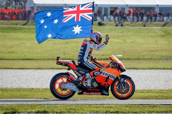 Stoner named 20th 'MotoGP Legend' upon retirement