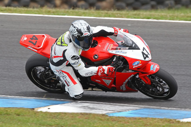Tested: 2012 Team Honda Racing CBR1000RR