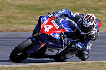 Curtain and Olson re-signed by Yamaha in revised FX roles