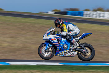 Maxwell, Walters and Morris take first wins of 2013 ASBK season