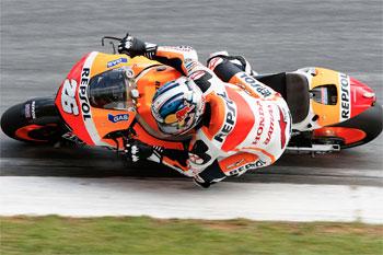 Pedrosa fastest as Staring makes MotoGP debut at Sepang
