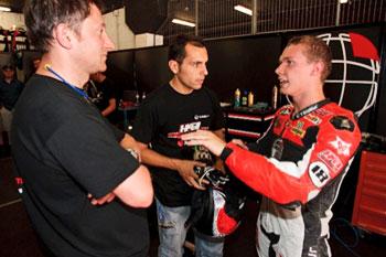 Rankin stepping up to Spanish Moto2 series this season