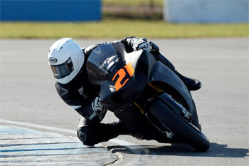 Waters makes BSB debut as O'Halloran stars in Donington test