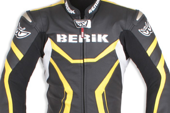 Berik Factor CE Race Suit now available for the road or track