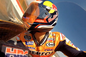 Hot Lap: Circuit of the Americas with Dani Pedrosa