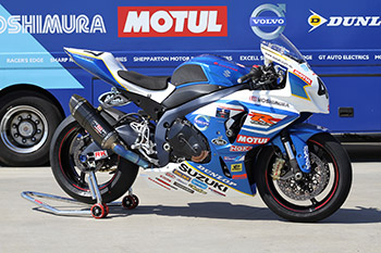 Inside Ride: Wayne Maxwell's 2013 Team Suzuki GSX-R1000