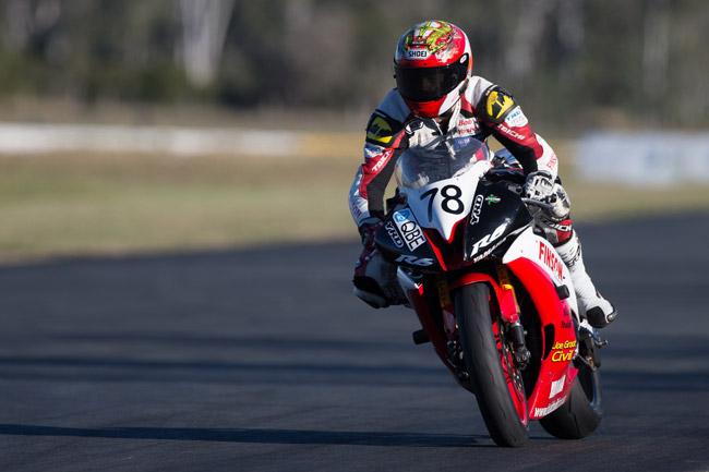 Race Recap: Michael Blair