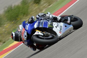 Rapid engine use not yet a concern for Yamaha MotoGP team