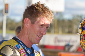 'Eastern Creek' a welcome return for ASBK test pace-setter Maxwell