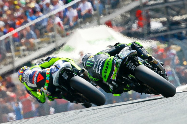 MotoGP continues on consecutive weekends at Laguna Seca. Image: MotoGP.com