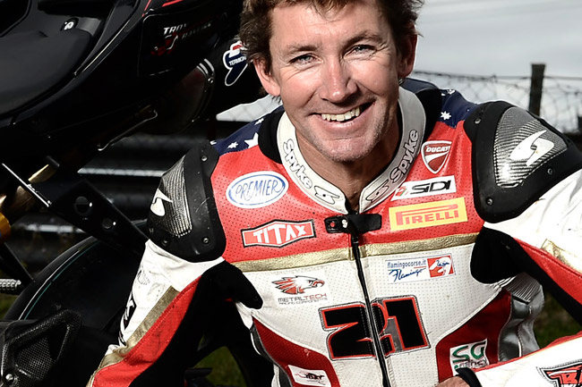 Industry Insight: Troy Bayliss