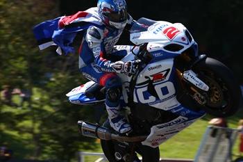 No regrets for Brookes following Cadwell Park crash
