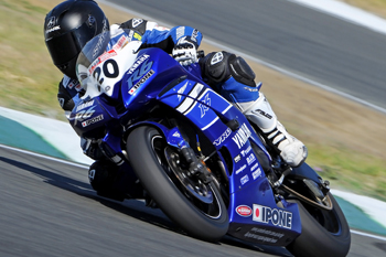 Mixed fortunes for Curtain and Olson at QLD FX-SBK round