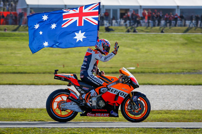 Rewind: Australia's memorable MotoGPs