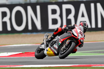 Guintoli topples Sykes on day one at Magny-Cours