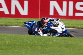 Lowes leads Byrne in BSB Silverstone practice, Brookes third