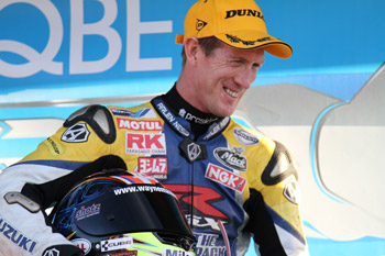 Maxwell surprised by points buffer ahead of ASBK finale at Phillip Island