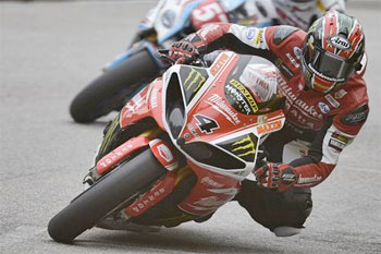 Hutchinson victorious in Macau Grand Prix for Milwaukee Yamaha