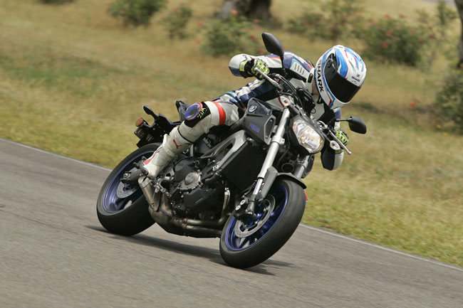 Tested: 2014 Yamaha MT-09