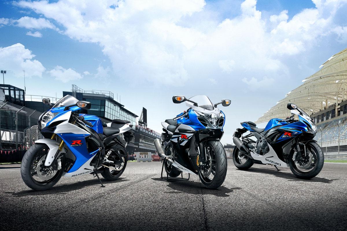 bike: 2014 suzuki gsx-r range - cycleonline.au
