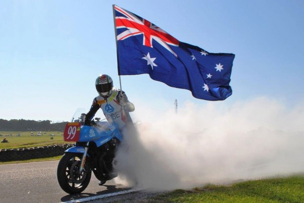 FIM Oceania Historic Road Race Cup set for Island Classic