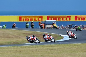 Wednesday Wallpaper: Phillip Island Championship field