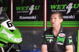 Tapout Energy Wet4U Racing Kawasaki profile