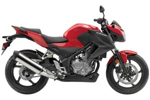 Bike: 2015 Honda CB300F
