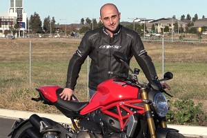 Overview: 2014 Ducati Monster 1200 S test