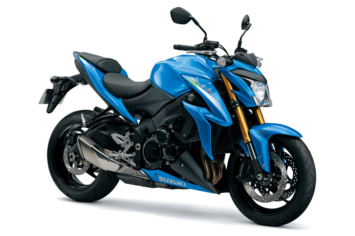 2015 Suzuki GSR1000 Naked Motorcycle Pictures, Features