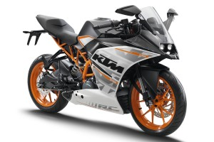 See KTM's anticipated new RC 390 in local stores