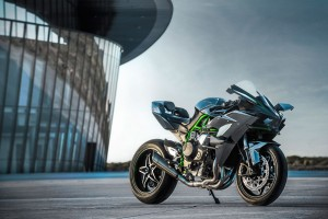 Kawasaki Ninja H2R set for exhibition laps in Sydney