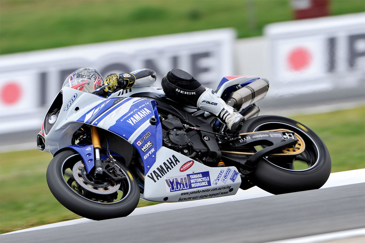 Bugden and olson confirm yamaha racing team departures for Yamaha racing team