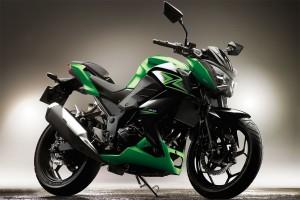 Bike: 2015 Kawasaki Z300 ABS