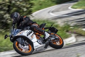 Get lean and mean with KTM's RC 390 finance offer