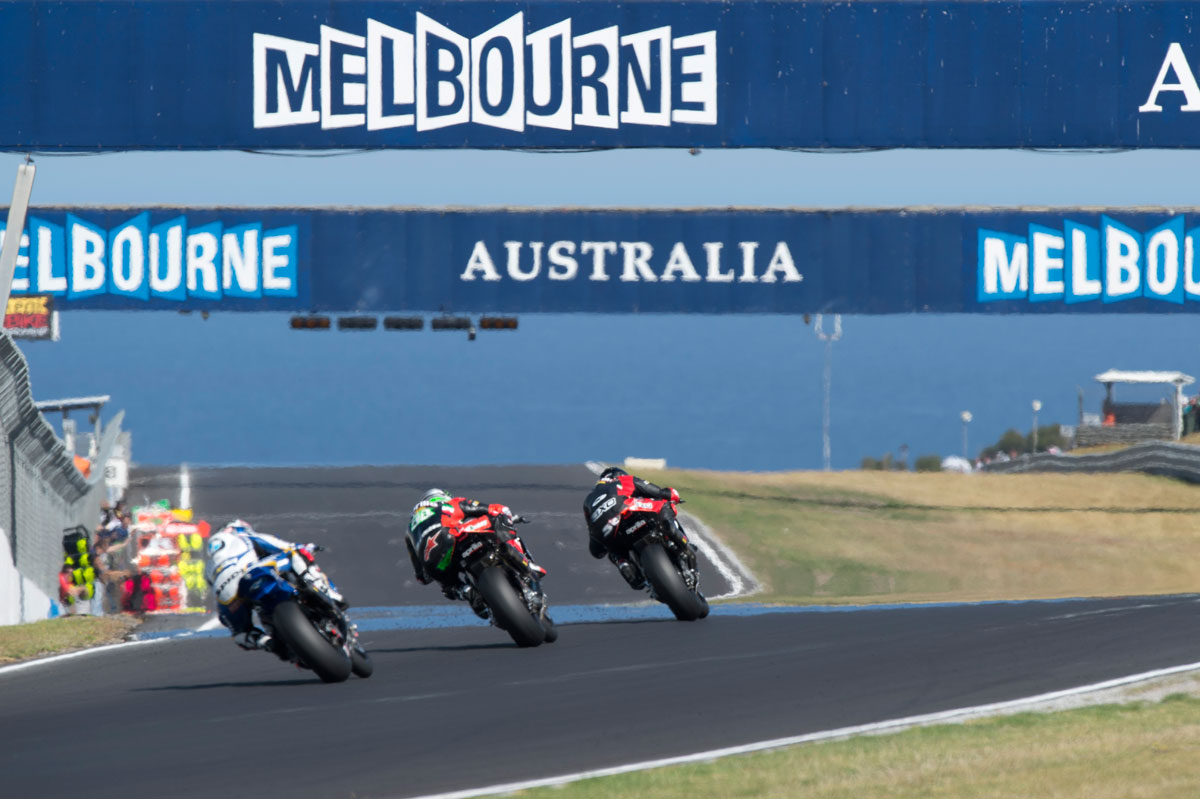 Phillip Island hosting record 25th WSBK round - CycleOnline.com.au