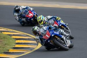 Positive start for Yamaha R1 Australian debut