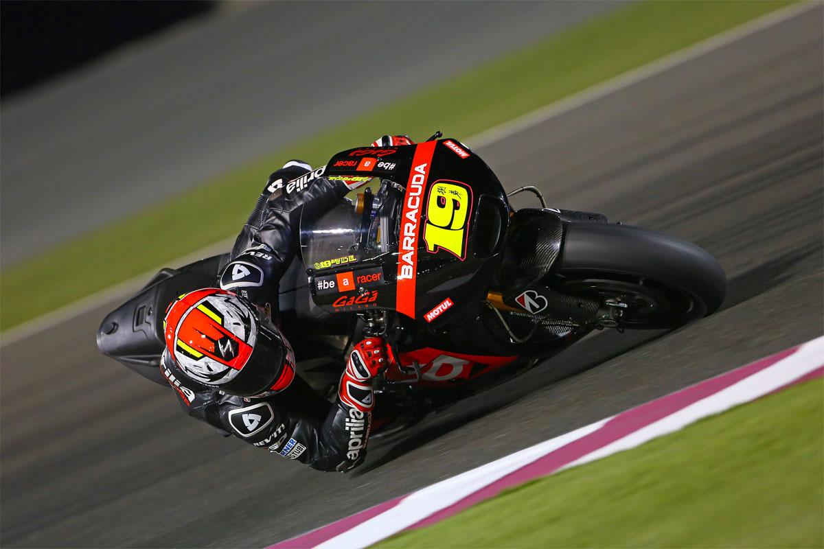 Aprilia Racing boss certain MotoGP success will come - CycleOnline.com.au