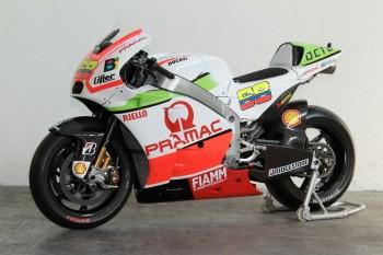 Source: Pramac Racing.
