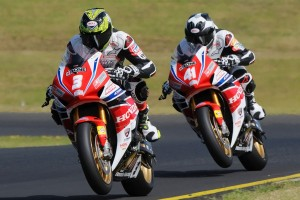Team Honda Racing claim victory at round one ASC