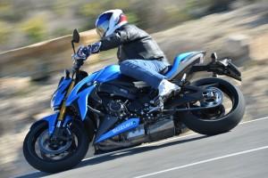 Review: 2015 Suzuki GSX-S1000