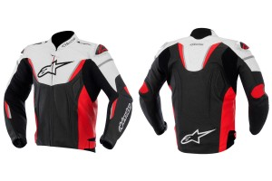 Product: 2015 Alpinestars GP-R Leather Jacket