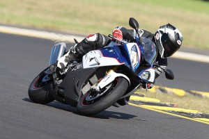 BMW RR Experience on track for 2016 events