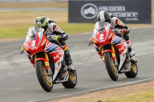Herfoss maintains ASC and AFX-SBK championship leads