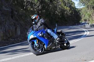 Review: 2015 Suzuki GSX-S1000F