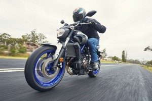Review: 2015 Yamaha MT-07HO