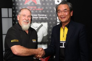 Yamaha announces winner of 2015 MC Tech Grand Prix